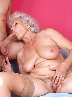 Granny Stockings Pics